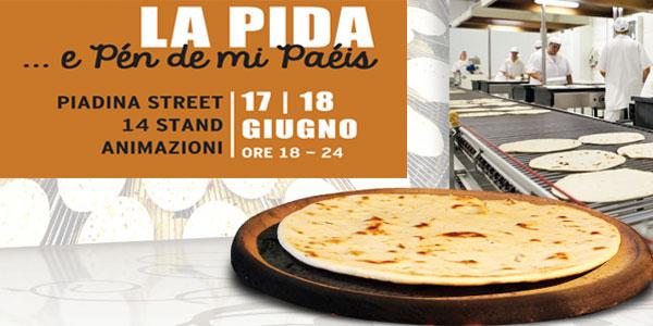 Piadina street santarcangelo romagna 17 e 18 giugno