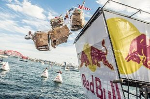 Red Bull Flugtag all'idroscalo milano 2016