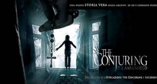 The Conjuring Il Caso Enfield film horror al cinema oggi