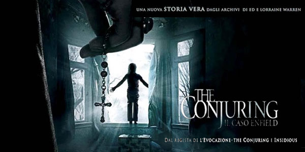 The Conjuring – Il Caso Enfield: al cinema il nuovo horror di James Wan