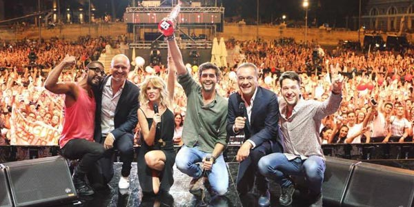 alvaro soler coca cola summer festival 2016