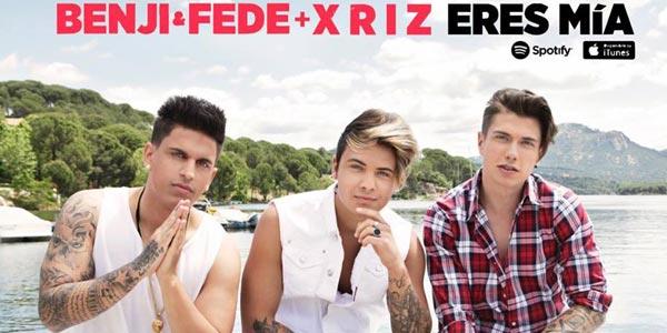 Benji e Fede: audio e testo Eres Mia, primo singolo in spagnolo insieme a Xriz