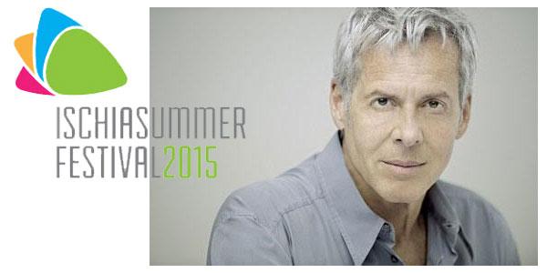 Claudio Baglioni: ospite d'onore dell'Ischia Summer Festival