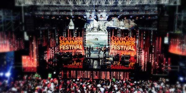 Coca Cola Summer Festival 2016: scaletta e ospiti quarta serata 25 luglio su Canale 5