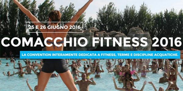 Comacchio Fitness: il 25 e 26 giugno 2016 con Radio Bruno – programma