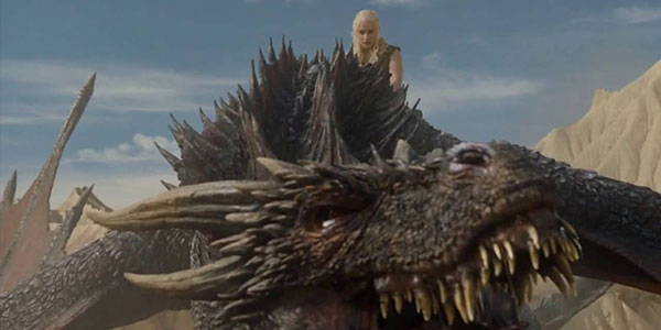 daenerys targaryen game of thrones 6
