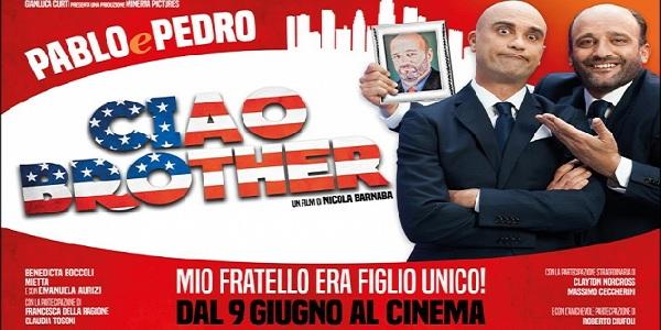 Ciao Brother: al cinema il duo di Zelig Pablo e Pedro – recensione