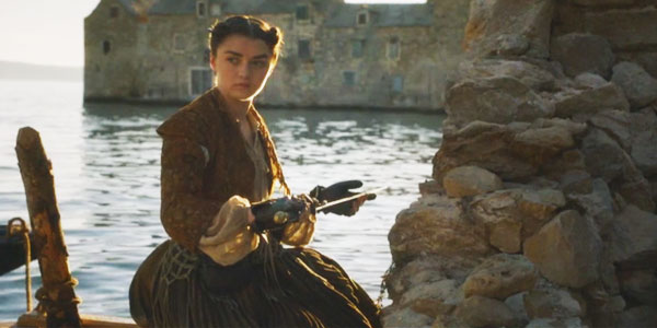 game of thrones 6 arya stark