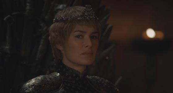 game of thrones 6 finale cersei regina