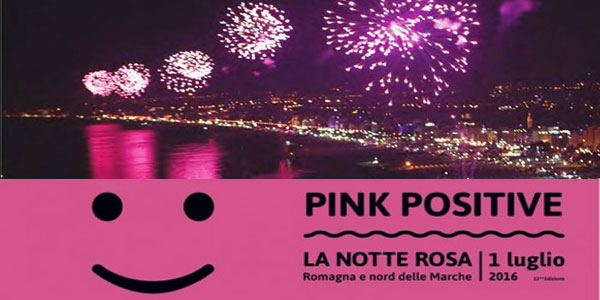 la notte rosa 2016 programma