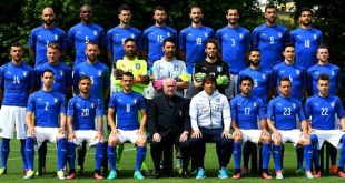 nazionale italiana 2016