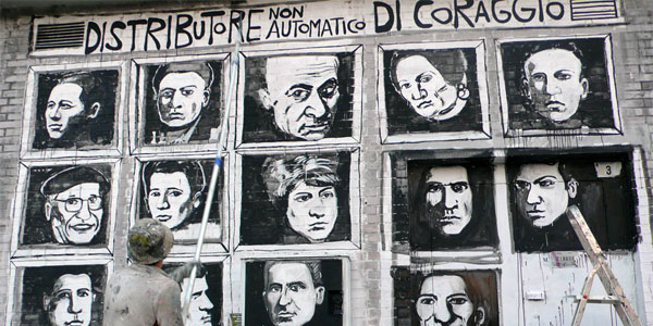 Cotignola si racconta attraverso i muri e la street art (foto)