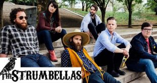 the Strumbellas concerti 2016