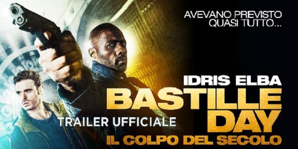 Bastille Day Il colpo del secolo film oggi al cinema