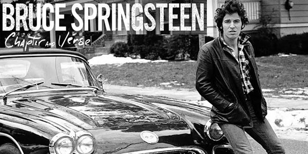 Bruce Springsteen nuovo album Chapter and Verse