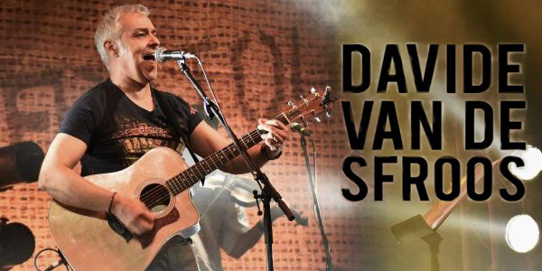 Davide Van De Sfroos: nuove date estive per il suo Folk CooperaTour