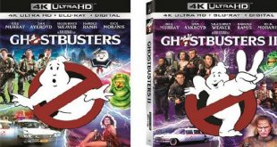 Ghostbusters e Ghostbusters II home video