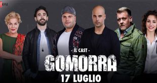 Gomorra Day al Giffoni Film Festival 2016