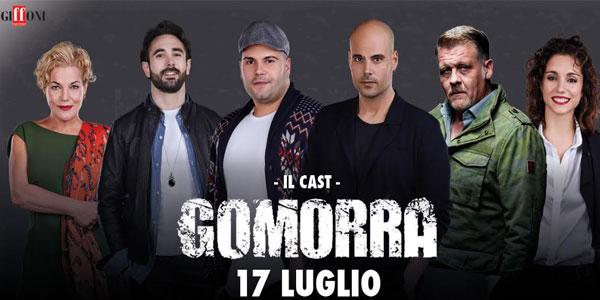 Gomorra Day al Giffoni Film Festival 2016