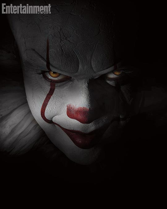 IT poster pennywise