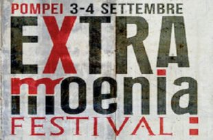 Pompei Extra Moenia Festival 2016