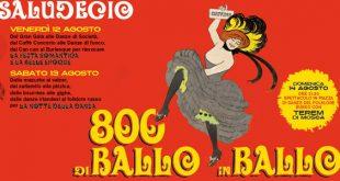 Saludecio eventi romagna festival 800 Di Ballo In Ballo