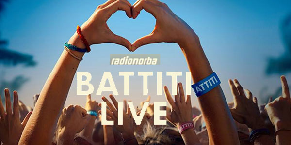 Battiti Live 2016: al via il 17 luglio a Bisceglie con Gigi D'Alessio, Michielin, Elodie e tanti altri