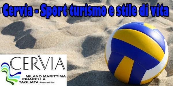 Cervia: Sport turismo e stile di vita – programma di luglio 2016