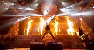 iron maiden concerti