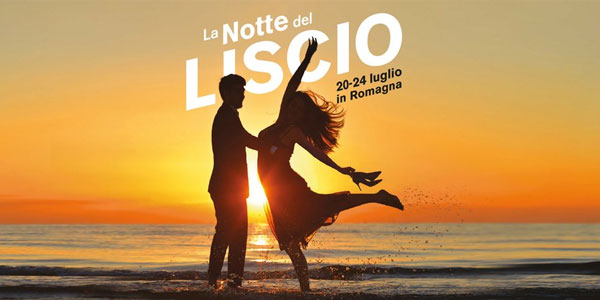 La Notte del Liscio in Romagna dal 20 al 24 luglio 2016 – programma eventi