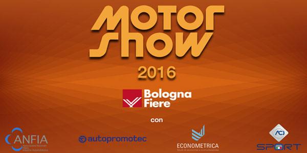 Motor Show 2016: torna a Bologna il festival delle 4 ruote con tante novità