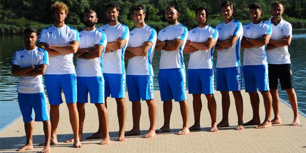 olimpiadi-rio 2016 equipaggio canoa 8 maschile