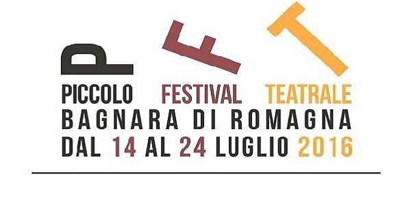 Bagnara di Romagna: al via Il Piccolo Festival Teatrale dal 14 luglio 2016
