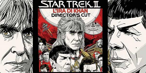 Star Trek: L'ira Di Khan in Blu-Ray nella versione Director's Cut