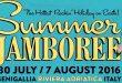 summer jamboree 2016 programma eventi
