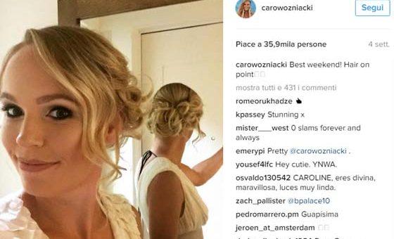 Caroline Wozniacki – Tennis