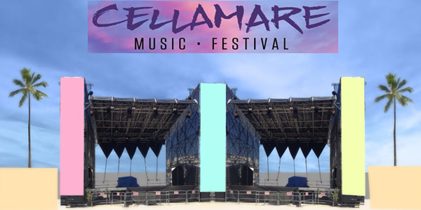 Cellamare Music Festival: dal 26 al 28 agosto 2016 con oltre 100 artisti