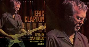 Eric Clapton album Live In San Diego With JJ Cale