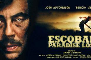 Escobar Paradise lost film oggi al cinema