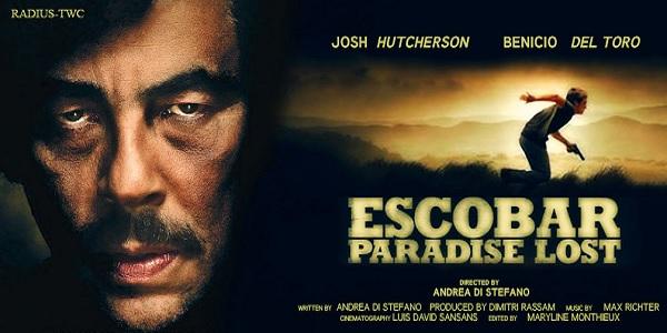 Escobar – Paradise Lost: al cinema il nuovo film con Benicio Del Toro