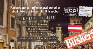 Ferrara Buskers Festival tappa Lugo