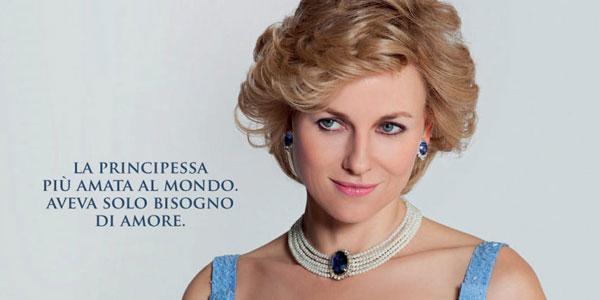 Film stasera in tv, Lady Diana su Canale 5: trama