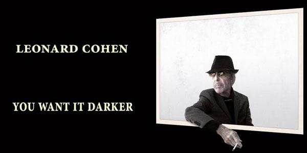 Leonard Cohen: in autunno il nuovo album You Want It Darker – tracklist