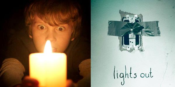 Lights Out Terrore nel buio film al cinema