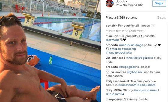 Luca Dotto – Nuoto