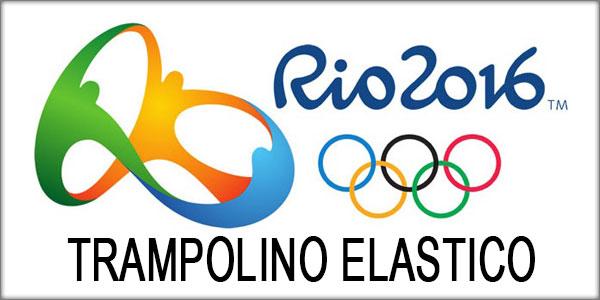 Olimpiadi Rio 2016 trampolino orari gare oggi