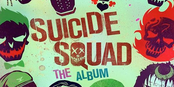 Suicide Squad -The Album
