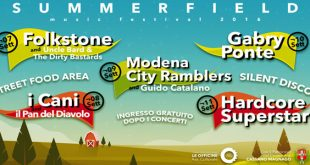 Summerfield 2016 festival