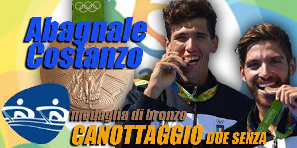 olimpiadi rio 2016 abagnale costanzo bronzo
