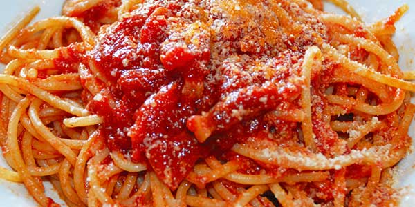 amatrice spaghetti solidarietà